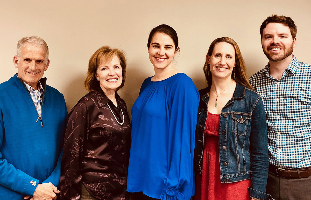 Partners in Pediatrics Team Photo | Integrative Pediatric Healthcare Practice